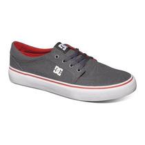 Tenis Calzado Hombre Caballero Trase Tx Dsd Dc Shoes