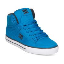 Tenis Calzado Hombre Caballero Spartan High Wc Xbwk Dc Shoes