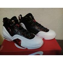 Tenis Nike Air Pippen 6 Talla 12 Us 30cm 10 Mexicano