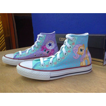 Tenis Personalizados Mano My Little Pony Arte Iph