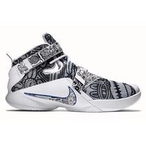 Tenis Nike Lebron Soldier 9 Ix Le Concord Todas La Tallas