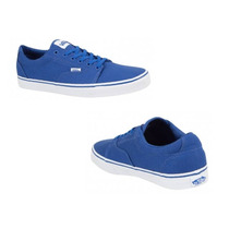 Tenis Casual Vans Latino Kress Lhie Color Azul