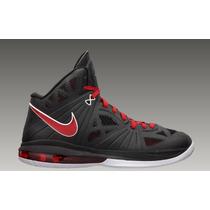 Tenis Nike Lebron 8 Viii P.s. Autenticos + Envio Gratis Dhl