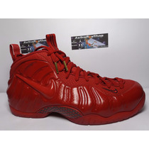 Nike Foamposite Red October (numero 10 Mex) Astroboyshop