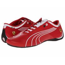 Oferta Tenis Puma Ferrari Future Cat M1 Sf Piel Originales