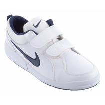 Tenis Nike Pico 4 Blanco-marino Fa
