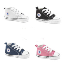 Tenis Converse Chuck Taylor All Star Hi Top Bebe