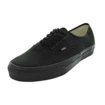 Tenis Vans Unisex Authentic Black Vn-0ee3bka Originales