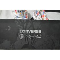 Tenis Converse Andy Warhol