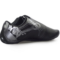 Tenis Puma Future Cat S1 Atomisty Trainers Negro Plata Gym 0