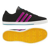 Adidas Se Daily Qt Lo W Tenis Para Dama En 24, 25 Y 25.5 Mex