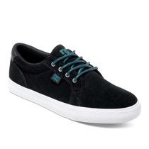 Tenis Calzado Mujer Dama Council Se J Shoe Ba2 Dc Shoes