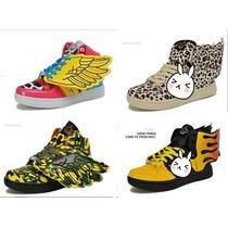 Adidas Jeremy Scott 2.0 Envio Gratis Para Hombre