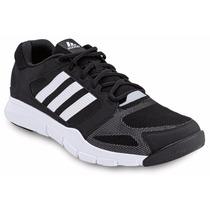 Oferta! Tenis Adidas Essential Negros Para Hombre Originales