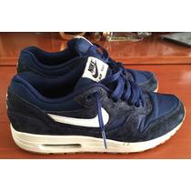 Nike Air Max 1 90 Essential Azul Marino 7 Mx Seminuevos Swag