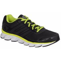 Tenis Adidas Falcon Elite 4m Originales Gris Oscuro Hombre