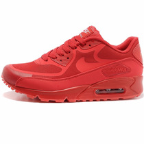 Tenis Nike Air Max 90 Retro Tape Hyperfuse Rojo Total Gym