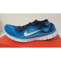 Tenis Nike Free Flyknit 5.0 , 10 Mx 100% Originales
