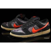 Tenis Nike Sb Dunk Low Premium (camo) Max 100% Originales