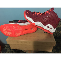 Nike Air Pippen Color Rojo (noble Red/white) Nuevos
