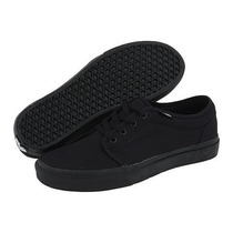 Tenis Vans Vulcanized 106 Vn-99zblk Skt Shoes Originales