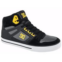 Tenis Caballero Dc Shoes Spartan High 152084 25 - 29 Z1