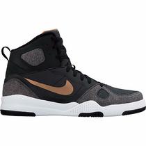 Tenis Nike T/botines Flight 705466-091 Gris Negro Oi