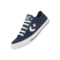 Tenis Casuales Converse Star Player Dc Ox Navy/ Milk T 26.5