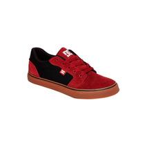 Tenis Calzado Hombre Caballero Anvil M Shoe Rdb Dc Shoes
