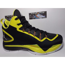 Jordan Superfly 2 Playoffs B Griffin B/yellow (numero 8 Mex)