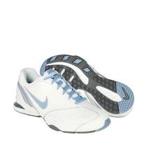Nike Tenis Dama Atleticos Y Urbanos 407850108 2-5 Piel Blanc