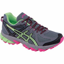 Tenis Atleticos Gel Sonoma 9864 Mujer Asics T4f7n