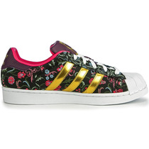 Tenis Originals Superstar Russian Bloom Mujer Adidas B35441