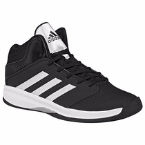 Tenis Adidas Isolation 2 C75911 Negro Plata Oi