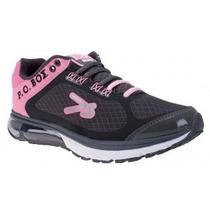 Tenis Para Correr P.o. Box 059 Para Dama, Aire, Nike Adidas