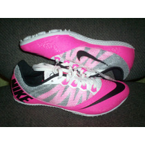 Spikes Atletismo Sprint Rival S,tallas 4.5 , 5 Mex Nike