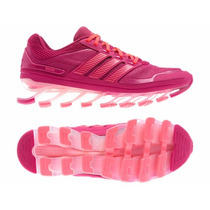 Tenis Adidas Springblade Rosa Envio Gratis