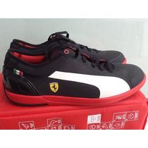 Puma Ferrari Drivingpowerlightlow Sf Tallas 25, 26 Y 26.5 Mx