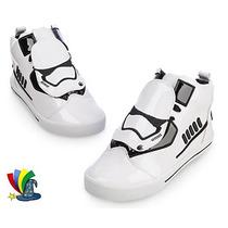 Tenis Stormtrooper Star Wars Originales Disney Store