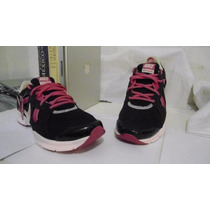 Tenis Nike In-season Tr3 Training Num 27 Negros Con Rosa Wau