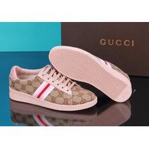 Tenis Gucci Para Dama