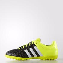 Tenis Adidas Zapatos De Fútbol Ace 15.4 Césped Artificial
