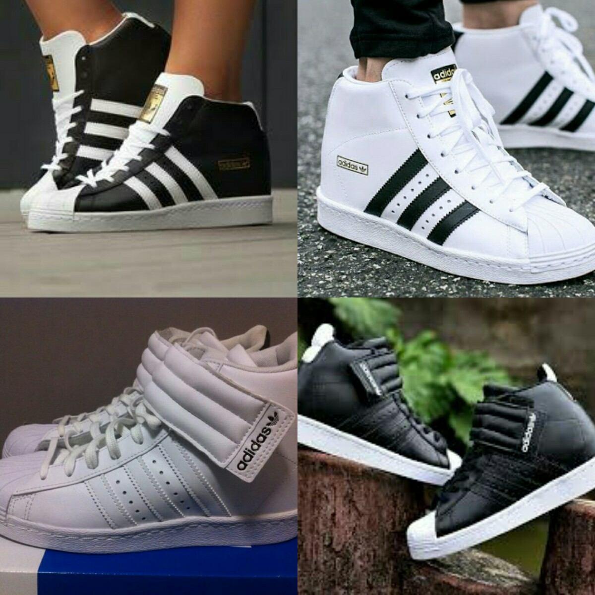 adidas superstar botas de hombre