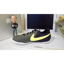 Tenis Nike Elastico Pro Iii Indoor Ngro/gris Niño Num 20