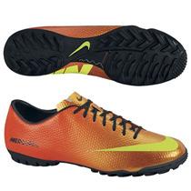 Oferta!! Tenis Nike Jr Mercurial Victory Iv Tf (555634-778)