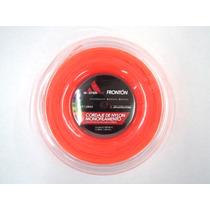 Cuerda Para Raqueta Nylon Master Pro Naranja 200mts