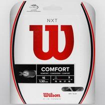 Cuerda Para Raqueta Wilson Nxt 16 Negro 12.2