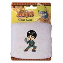 Vincha Naruto Shippuden Chibi Rock Lee Blanca Ge7735