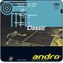 Hules Andro Classic Grano Corto Tenis De Mesa