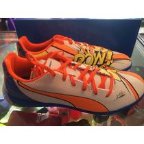 Tenis Indor Futbol Puma 100% Originales Evo Power 28cm